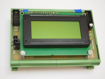 Leerplatine I²C-BUS-Display 1