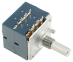 Alps Potentiometer 10k log. Stereo
